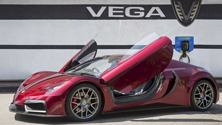 VEGA - Sri Lanka's first all electric super car  to be unveiled at the 90th Geneva International Motor Show 2020.