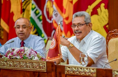 Sri Lanka requested government workers to donate May pay to aid coronavirus recovery