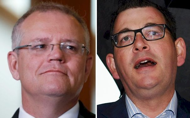 Melbourne to shut down for six weeks from tommorw as Prime Minister Scott Morrison announces $1500 'disaster payment'.