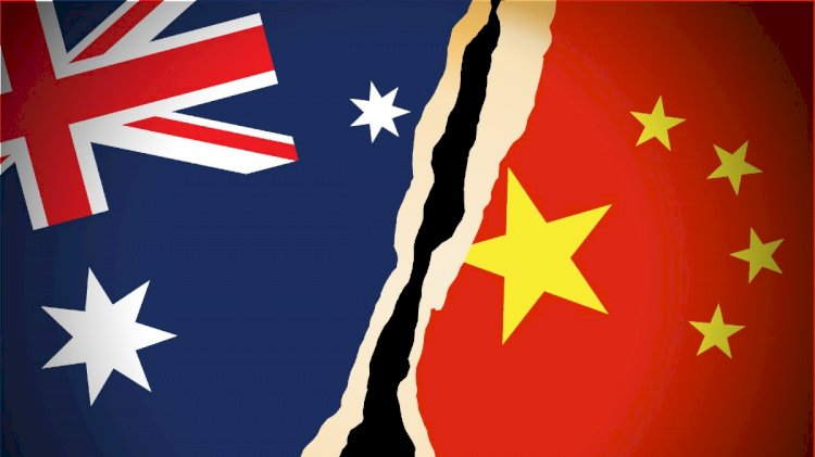 Australian PM to tear up Victoria's controversial Belt and Road deal with China.