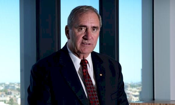 Former NSW premier John Fahey, who helped bring the Olympics to Sydney dies