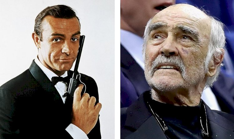 Sean Connery, first actor to play James Bond, dies at 90