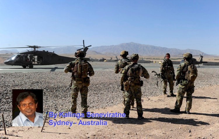 Allegations of War Crimes by Australian Forces in Afghanistan Shock the Nation
