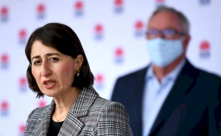 Masks compulsory in Sydney as the state records new local cases.